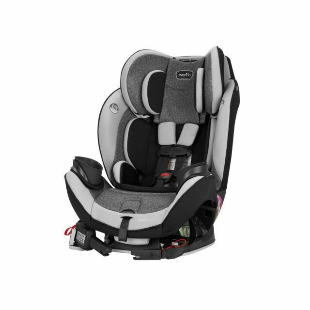 Evenflo 39212234 All In One Car Seat, Evenflo Everystage Dlx All In One Car Seat