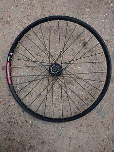 """Shimano Hub Mountain Bike Wheels 26"""" M475 WTB Speed Disc Front & Rear Pair"""
