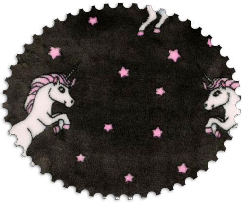 Superflausch unicornioWellness-Fleece franela Teddy Soft peluche