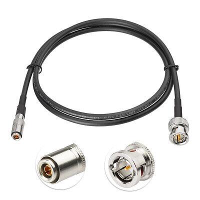 Belden 1855A HD-SDI Mini RG59 Video Cable BNC Male to Male Black 30 ft.