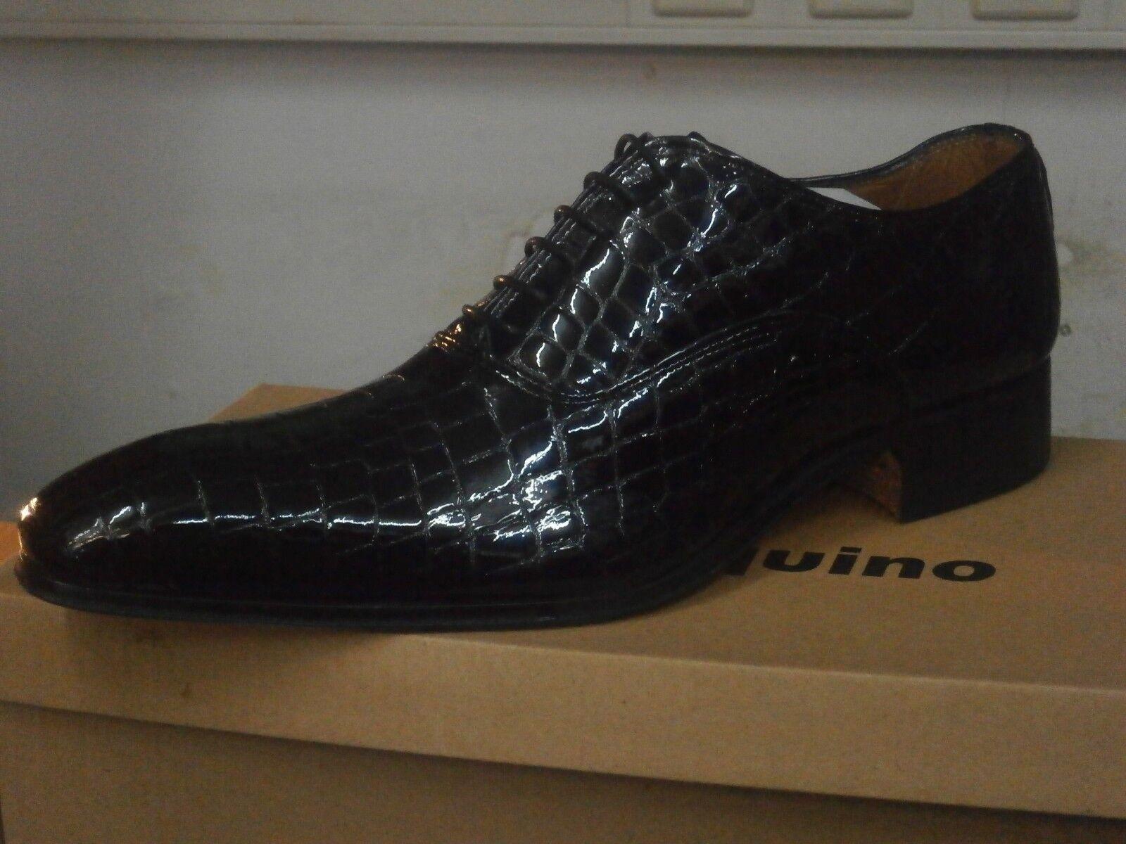 Herren schuhe / Italian LEDER shoes, MARIO ALBORINO SOLID /Elegante LEDER Italian schuhe. 97e9b9