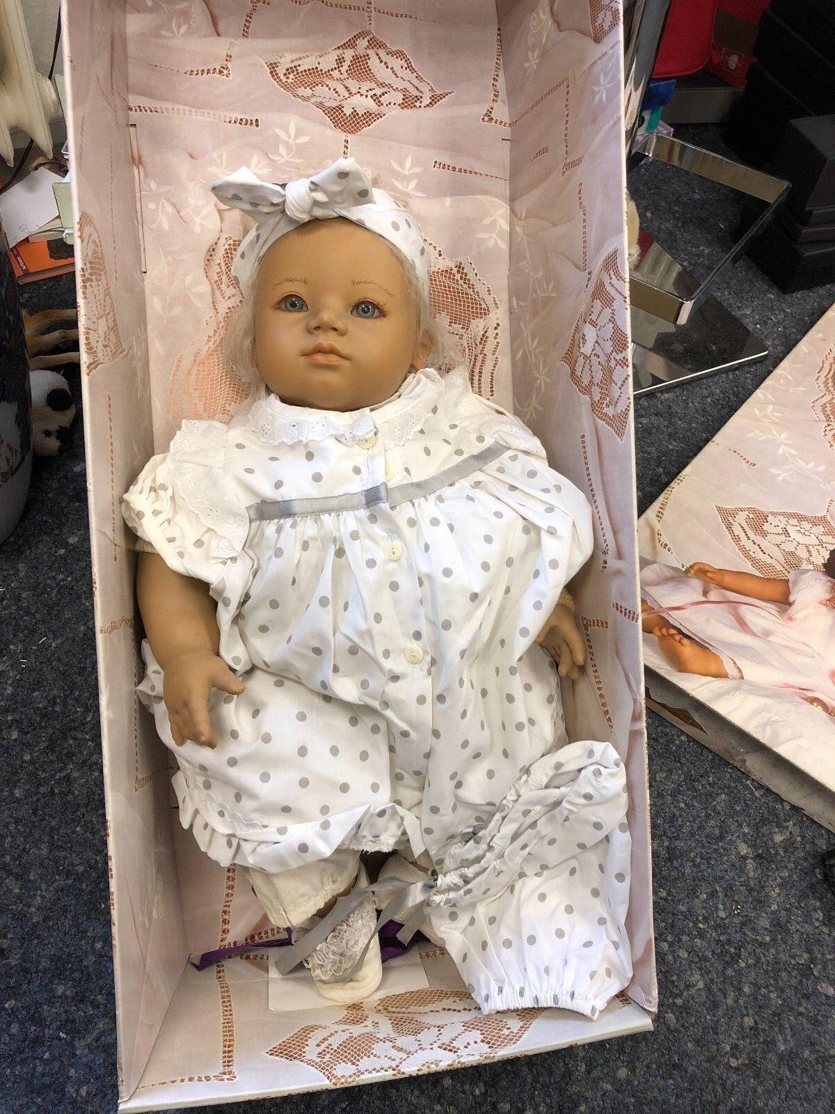 Annette Himstedt Puppe ⭐️⭐️ Ännchen 56 cm. ⭐️⭐️ Top Zustand