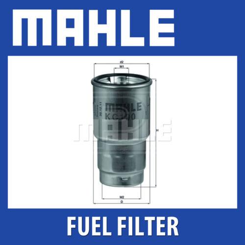 MAHLE Filtro Carburante-kc100d