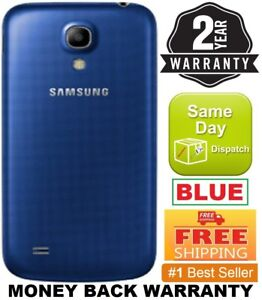 Battery-Back-Door-Replacement-Cover-For-Samsung-Galaxy-S4-BLUE-i9500-i9505-i337
