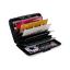 miniatuur 34 - RFID-Aluminium-Brieftasche-Kreditkartenhalter-Kartenetui-Metall-ID-Etui-Amadeus