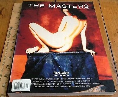 Not Only Black+White Magazine The Masters Volume Two Special Edition