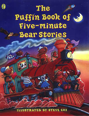 The Puffin Book of FiveMinute Bear Stories, , Used; Good Book