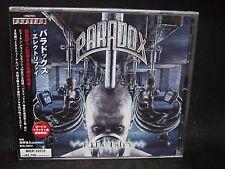 PARADOX Electrify + 1 JAPAN CD Suicidal Angels Sunburst Vicious Rumors Outloud