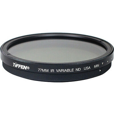 Tiffen Variable IR Neutral Density 77mm - Light Control Camera Filter