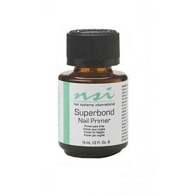 nsi Superbond Nail Primer - 0.5oz / 15ml