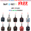thumbnail 18 - Luxury New Leather AirPods Case Cover Protective Designs For AirPods Pro and 1/2