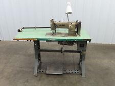 Juki Luh 521 Walking Foot Double Needle Industrial Sewing Machine