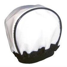 Universal White Soft Cloth Flash Gun Bounce Diffuser UK Seller