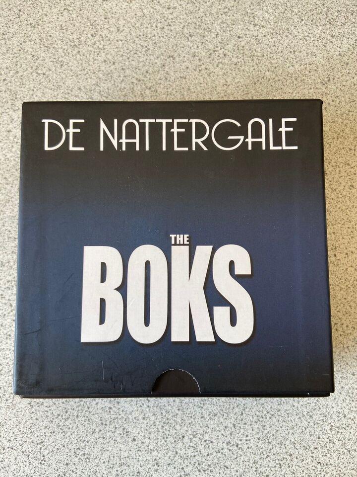De Nattergale: De Nattergale The Boks, andet