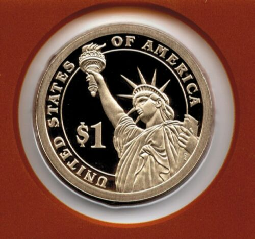 2008 Andrew Jackson Presidential Proof Dollar from US Mint Proof Set CP2193