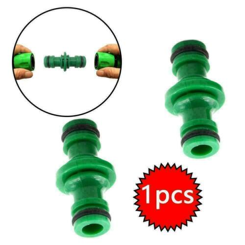 5Pcs 1//2 Water Hose Connector Quick Connectors Garden Tap Joiner Joint Tool F0O5
