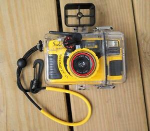 sealife reefmaster cl automatic underwater 35mm camera
