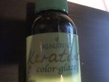 ALL-NUTRIENT KERATINT COLOR GLAZE 6S SUN POPPY 2OZ