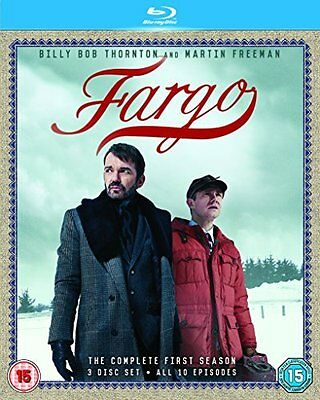 Fargo - Season 1 [Blu-ray]: Billy Bob Thornton; Martin Freeman