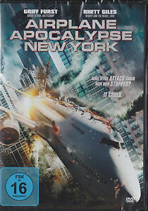 Airplane-Apocalypse-New-York-DVD-Neu-und-originalverpackt-in-Folie
