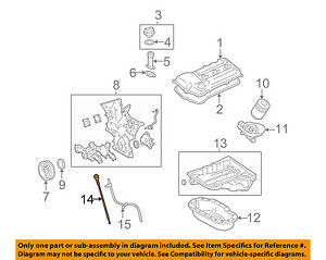 image is loading toyota-oem-05-15-tacoma-4-0l-v6-