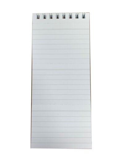 Karteikarten-Block liniert DIN A8 mit 120 Karten 170g ideal für Schule Bildung