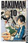 Bakuman. 10 von Takeshi Obata und Tsugumi Ohba (2011, Taschenbuch)
