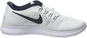 Donna 100 Nike Scarpe Bianco 831509 Corsa Free Da Fw0xR5nS0