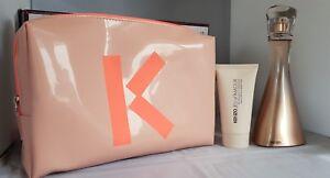 KENZO-jeu-D-Amour-Eau-de-Parfum-Spray-100-ML-BODYLOTION-50-ML-BORSA-SET