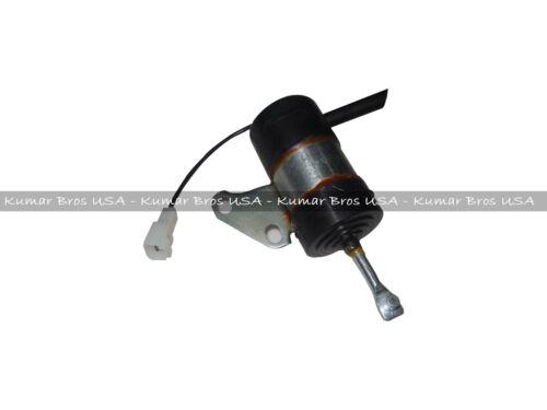 New Kubota Stop Solenoid RTV900W RTV900W6 RTV900W6SE