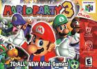 Mario Party 3 (Nintendo 64, 2001)