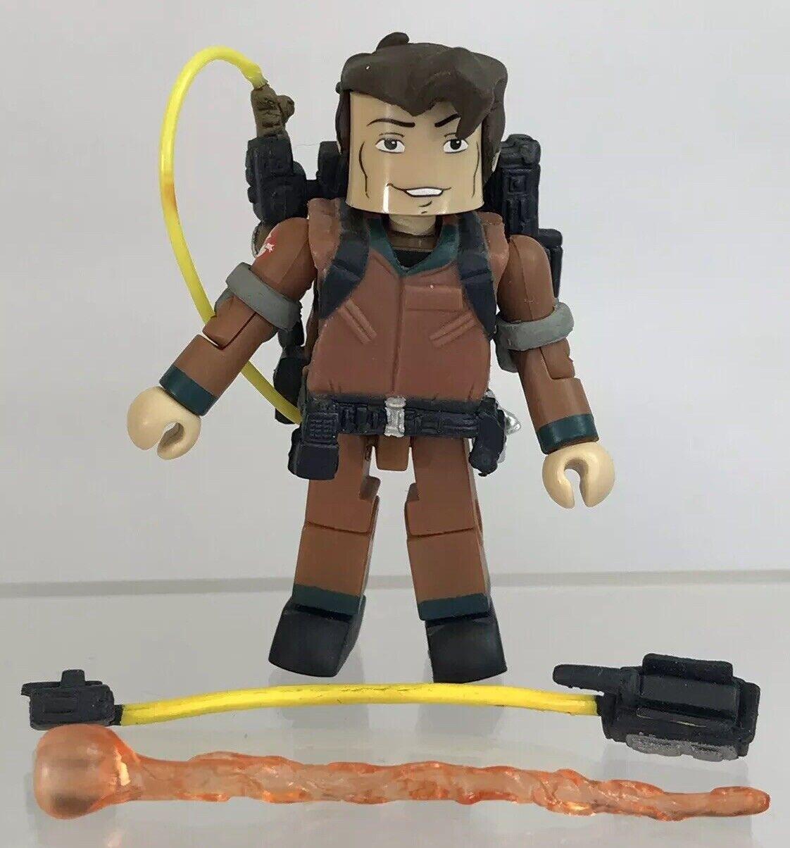 Minimates Real Ghostbusters Peter Venkman 2 Figure Tru Exclusive