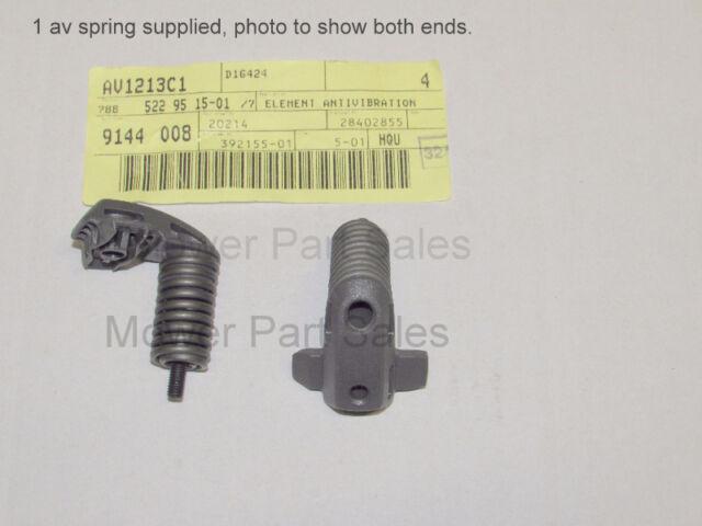 Anti-Vibration Damper Spring Buffer Husqvarna 394 395 XP 5035287-02 503528702