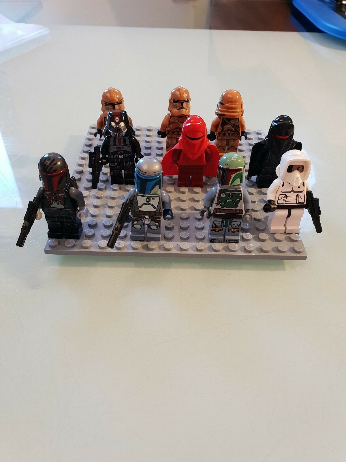 Lego Star Wars Minifigure Bundle