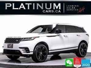 2018 Land Rover Range Rover Velar D180 R-Dynamic SE, NAV, CAM, HEATED, SUNROOF