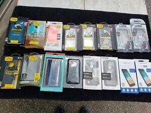 huge discount 01a5d 6c82d Otterbox Defender Kate Spade UAG Incipio LG Rebel 3 S9 iPhone X Lot ...