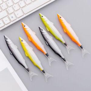 Am-Creative-Cute-Fish-Shape-Ballpoint-Pen-Student-Office-School-Stationery-Gift