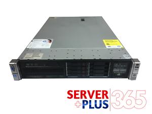 HP-DL380p-Gen8-G8-2x-2-6GHz-E5-2650v2-8-core-128-Go-RAM-2x-HP-480-Go-SSD