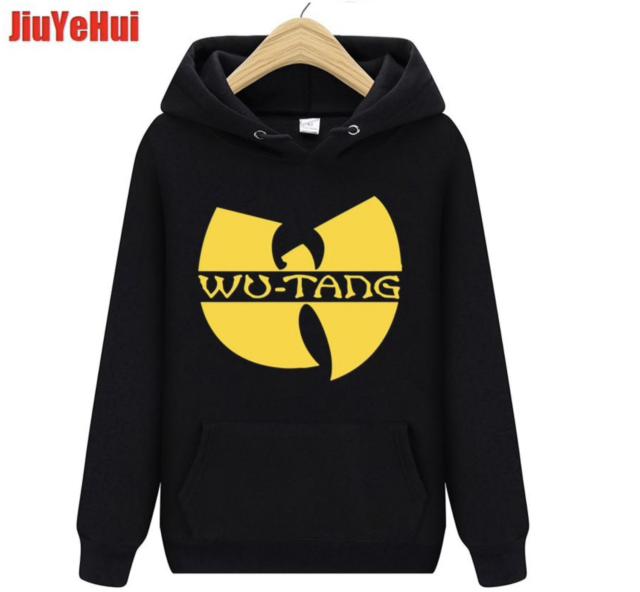 Winter Unisex Wu Tang Clan HipHop bomber flight flying jacket zipper casual coat