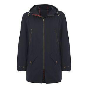 Jacket Light Blue Hooded London Weight Merc Dark Parka Buckley 5xXwq8