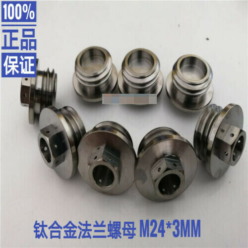 3 mm Titanium alloy Nut Nuts Screws Fuel tank bolts cap For Motorcycle 1pc M24