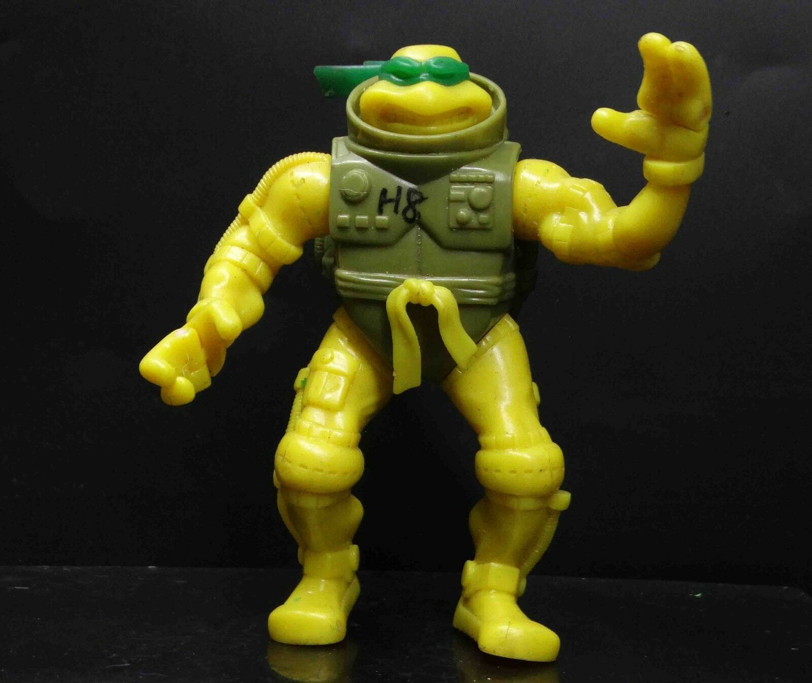 Playmates TMNT TEENAGE MUTANT NINJA TURTLES action figure Predotype 5   HG6