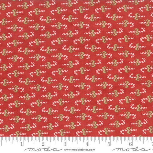 14830 12 by the 1//2 yd MODA Fabric ~ SNOWFALL ~ by Minick /& Simpson