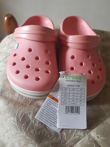 Girls crocs size 2 | eBay