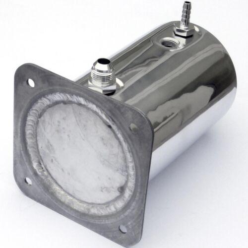 Pressed Aluminium Fuel Swirl Pot Surge Tank