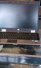 "HP EliteBook 8540p 2.5GHz i5,4GB, 500GB,Webcam,DVD Win 7 Prof 64 15.6"" Laptop."
