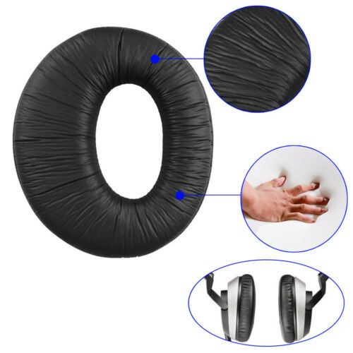 1 Pair Replacement Earpads Ear Pads Cushion Fit Sony MDR-RF985R RF985R Headphone