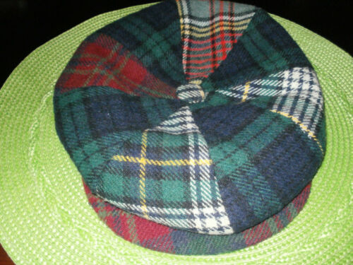 Irish Hat Ireland Shandon Size 7 to 7-1/4 adjustab