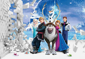 Wallpaper 3d Frozen