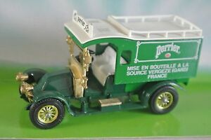 MATCHBOX  Models Of Yesteryear  Y25 1910 Renault Type AG Perrier Boxed - <span itemprop=availableAtOrFrom>BOLTON, Lancashire, United Kingdom</span> - MATCHBOX  Models Of Yesteryear  Y25 1910 Renault Type AG Perrier Boxed - BOLTON, Lancashire, United Kingdom